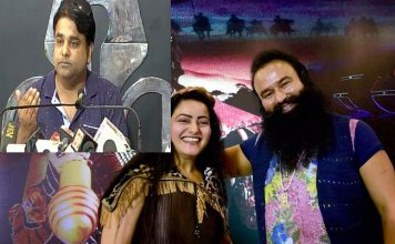 Vishwas Gupta directly saw Honeypreet and Dera Naked in the Bed