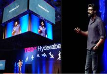TEDx Hyderabad 2017 Rana Daggubati speech impress audience