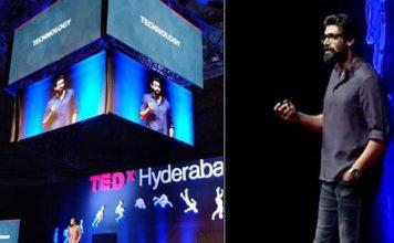 TEDx Hyderabad 2017 Rana Daggubati speech impress audience