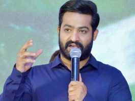 NTR emotional speech in Jai Lava Kusa pre-release function