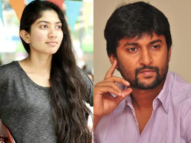 Nani and Sai Pallavi fought in MCA Shooting