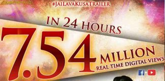 Jai Lava Kusa Trailer record breaking views