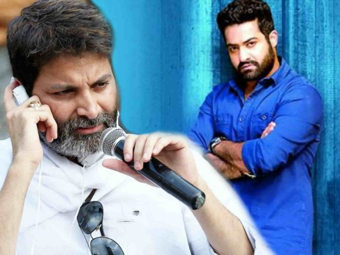 NTR reducing weight and learn Martial Arts for Trivikram Movie