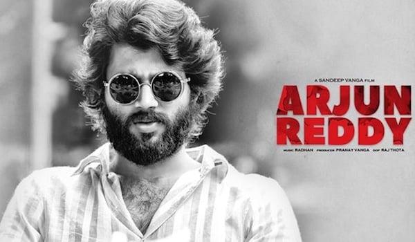 increase in Arjun Reddy duration