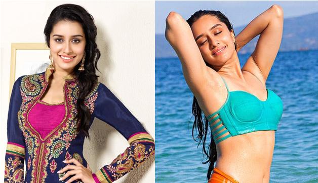 Shraddha Kapoor double role in Sahoo