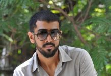 Daggubati Abhiram debut movie