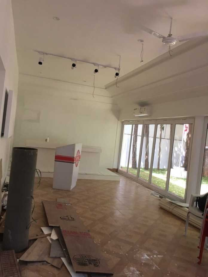 Janasena Party Office Exclusive Details