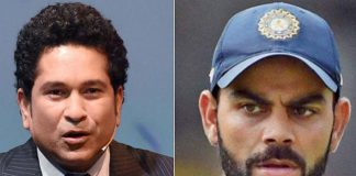 Kohli Should not be Compared With Sachin