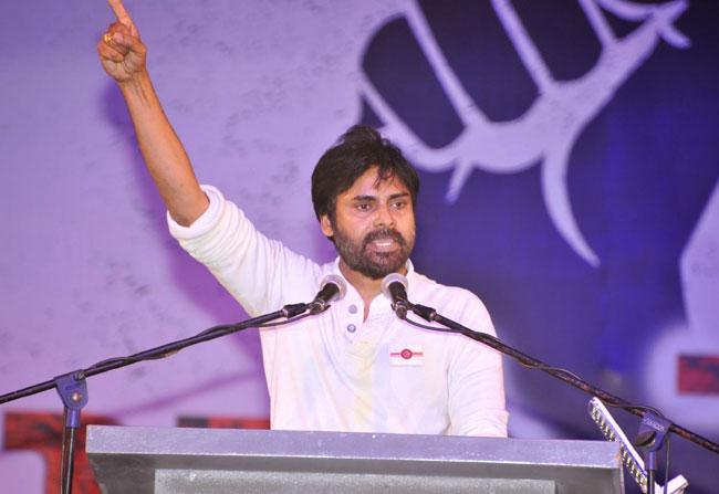 Pawan Kalyan has no Clarity