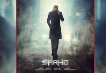 Prabhas Sahoo First Look
