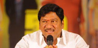 Rajendra Prasad about Raja The Great Film