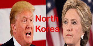 North Korea Photo Warning to Donald Trump