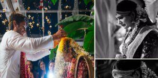 samantha cries in her wedding