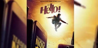 Akhil 'Hello' Movie Poster Outclasses Hollywood!