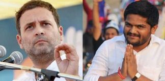 Congress and Hardik Patel's PAAS clash