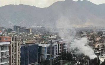 Explosion near restaurant at Lab-e-Jar square in Kabul City
