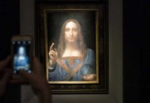 Leonardo Da Vinci's 500 Years old painting sold for Rs. 2,920 Crores