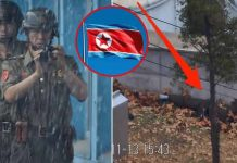North Korean army kills its own soldier