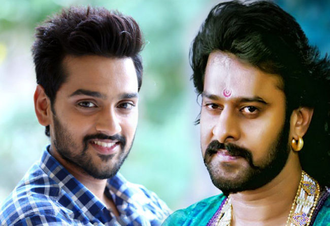 Prabhas To Help A Producer Son Sumanth Ashwin