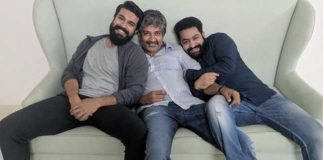 Rajamouli Multistarrer With Ram Charan and NTR