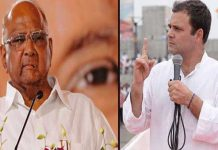 Sharad Pawar said Sonia was Zero. Now he says, Rahul is Hero
