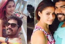 Vignesh Sivan Birthday Wishes to Nayantara