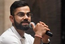 Kohli Supports Anti-drugs campaign