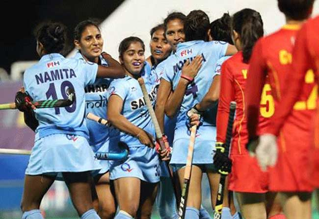 """Indian women qualify for World Cup 2018 after clinching """"Asia Cup"""""""