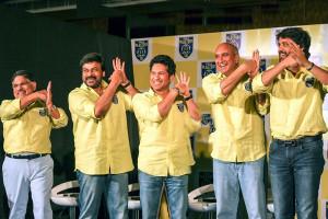 nag chiru team participate sachin isl