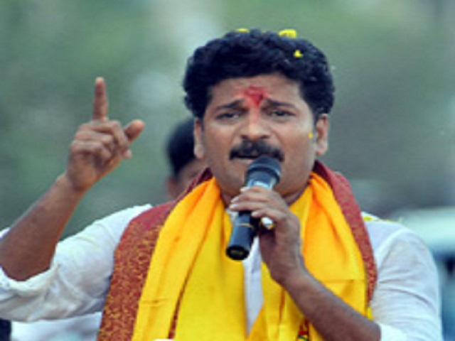 revanth reddy strike