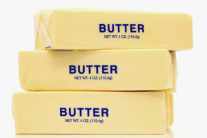 butter eating health