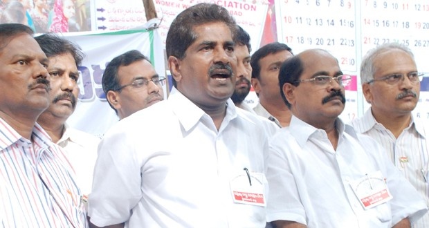 apngo president told about special status