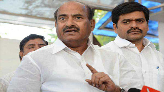 jc divakar reddy said to compare congress bjp parties