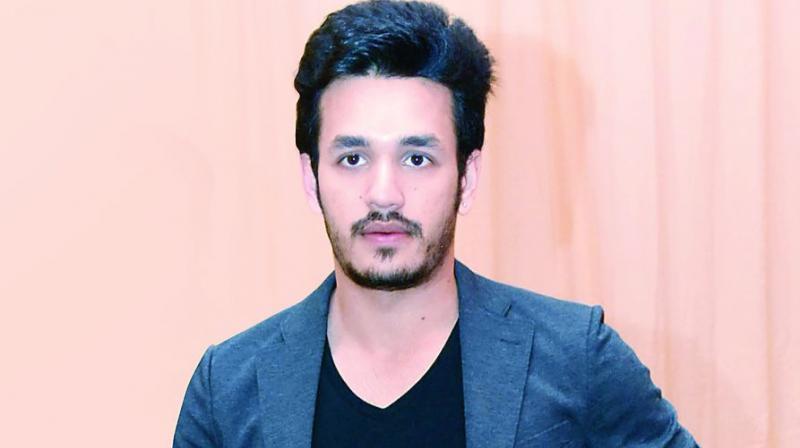 akhil maruthi movie discussions