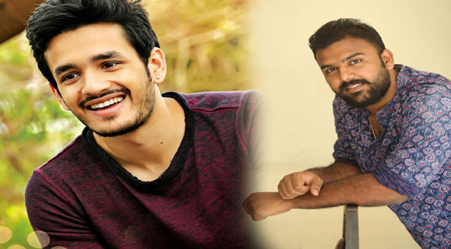 akhil second movie director tarun bhaskar