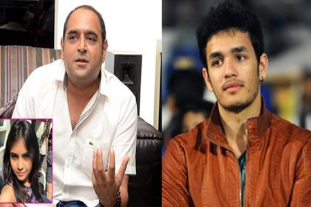 akhil next movie break because director vikram k kumar marriage