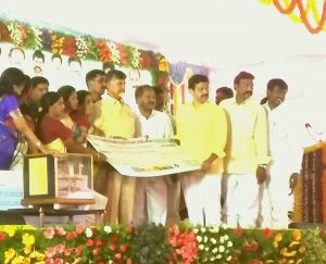 chandra babu promise daily workers