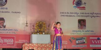 classical dance show