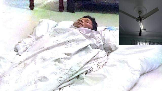 ex cm kalikho pul hanged him self political pressure