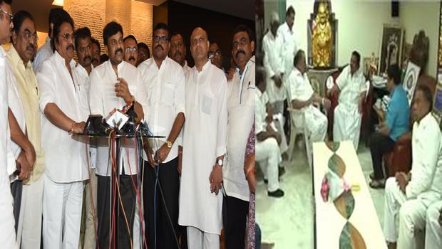 special status vs kaapu meeting