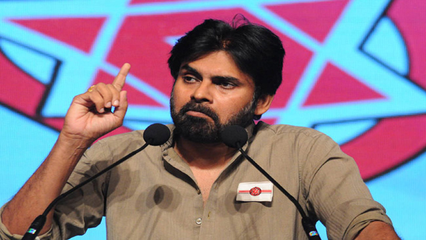 pawan kalyan said 3 ways  war central govt special status purpose