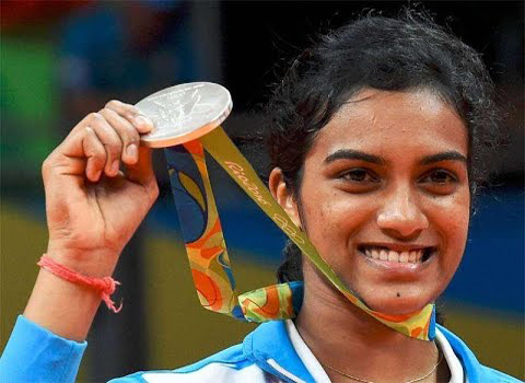 pv sindhu speech after taking silver medal