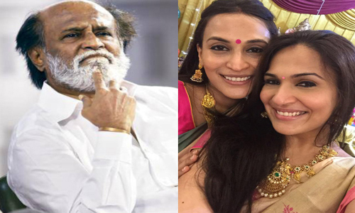 rajanikanth daughters direction  rajanikanth movie