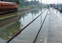 railway flood loss
