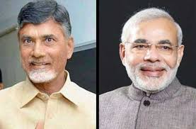 chandrababu phone call modi