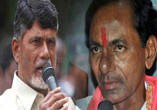 chandrababu kcr meet together water resources purpose