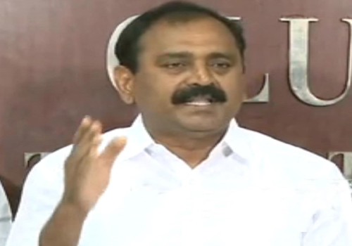 bhumana karunakar reddy got shocked by chandrababu sarkar