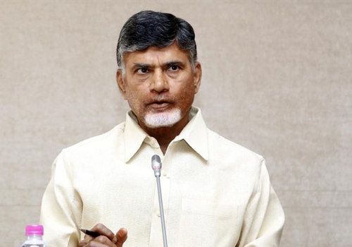 chandrababu teleconference about water resource