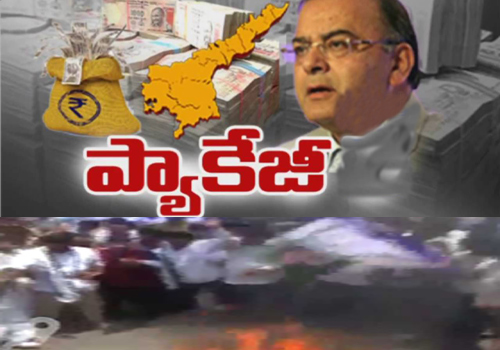 tdp politician scared because ap peoples fires about ap package