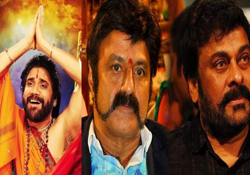 nagarjuna chiranjeevi balakrishna movies sankranthi festival season